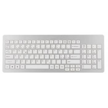Tunt ergonomiskt tangentbord - Trådlöst 5137ce518878a